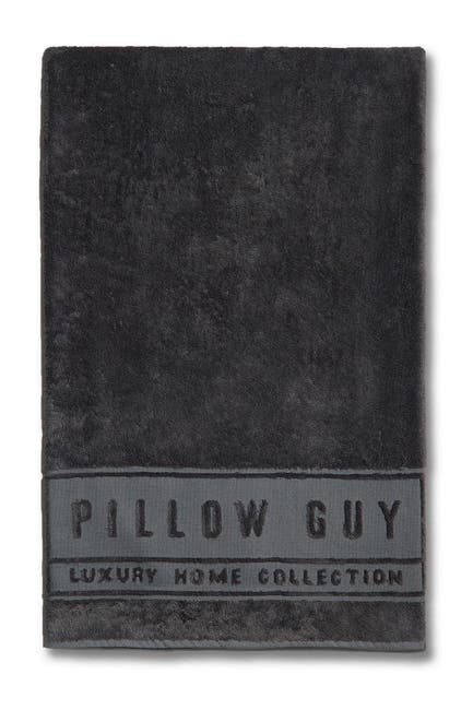 Image of Pillow Guy Oversized Bath Towel - Charcoal