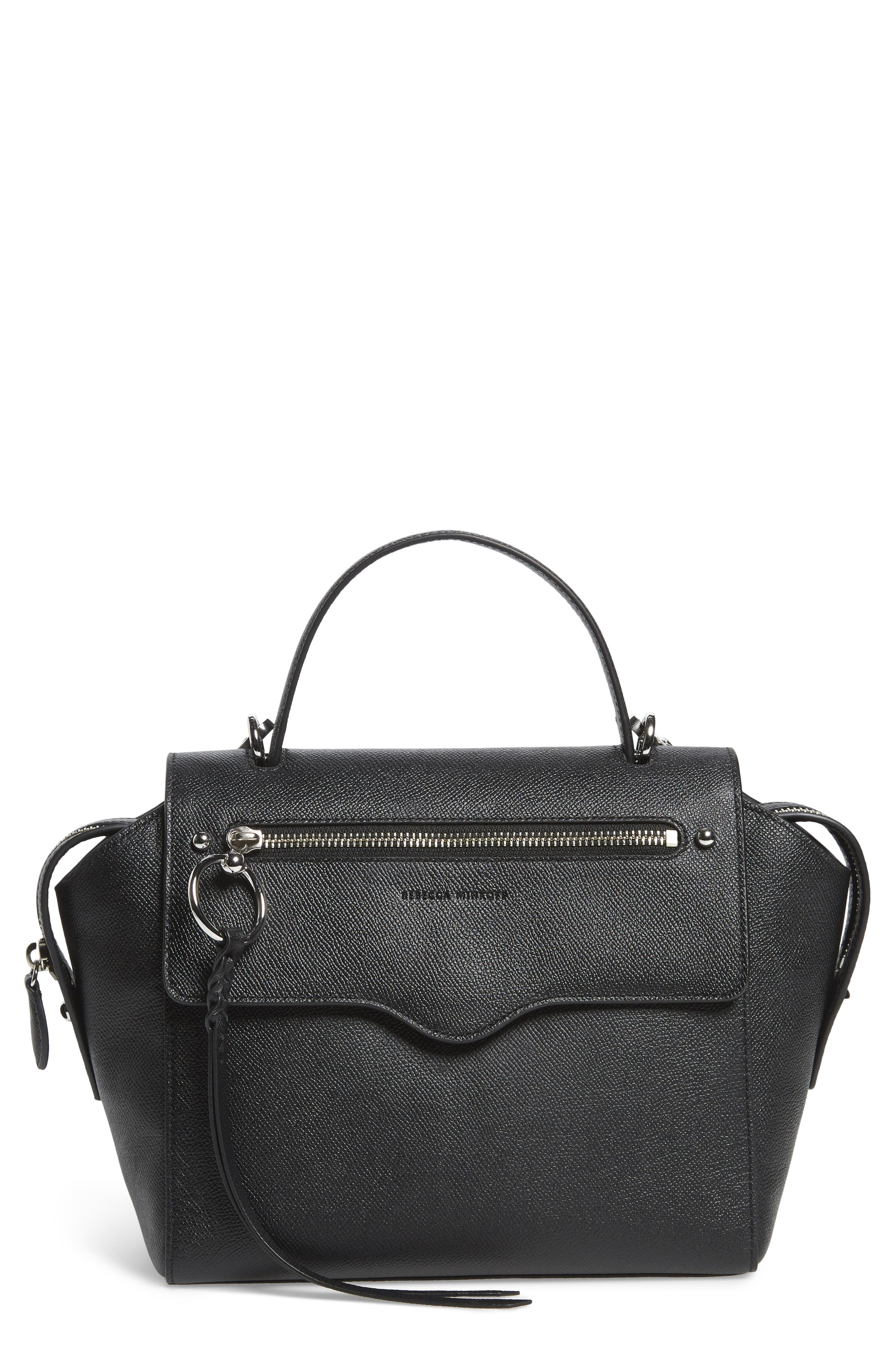 Image of Rebecca Minkoff Gabby Leather Satchel