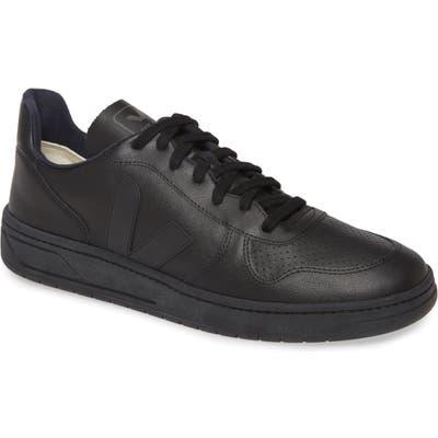 Veja V-10 Sneaker, Black