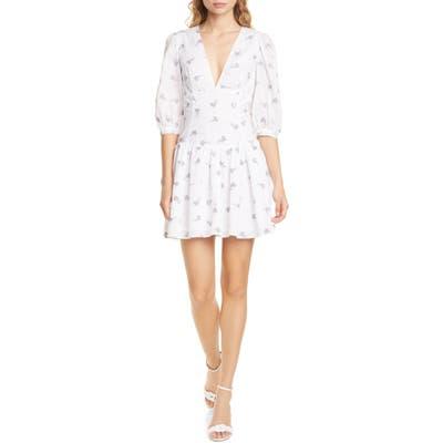 La Vie Rebecca Taylor Rubie Dress, White