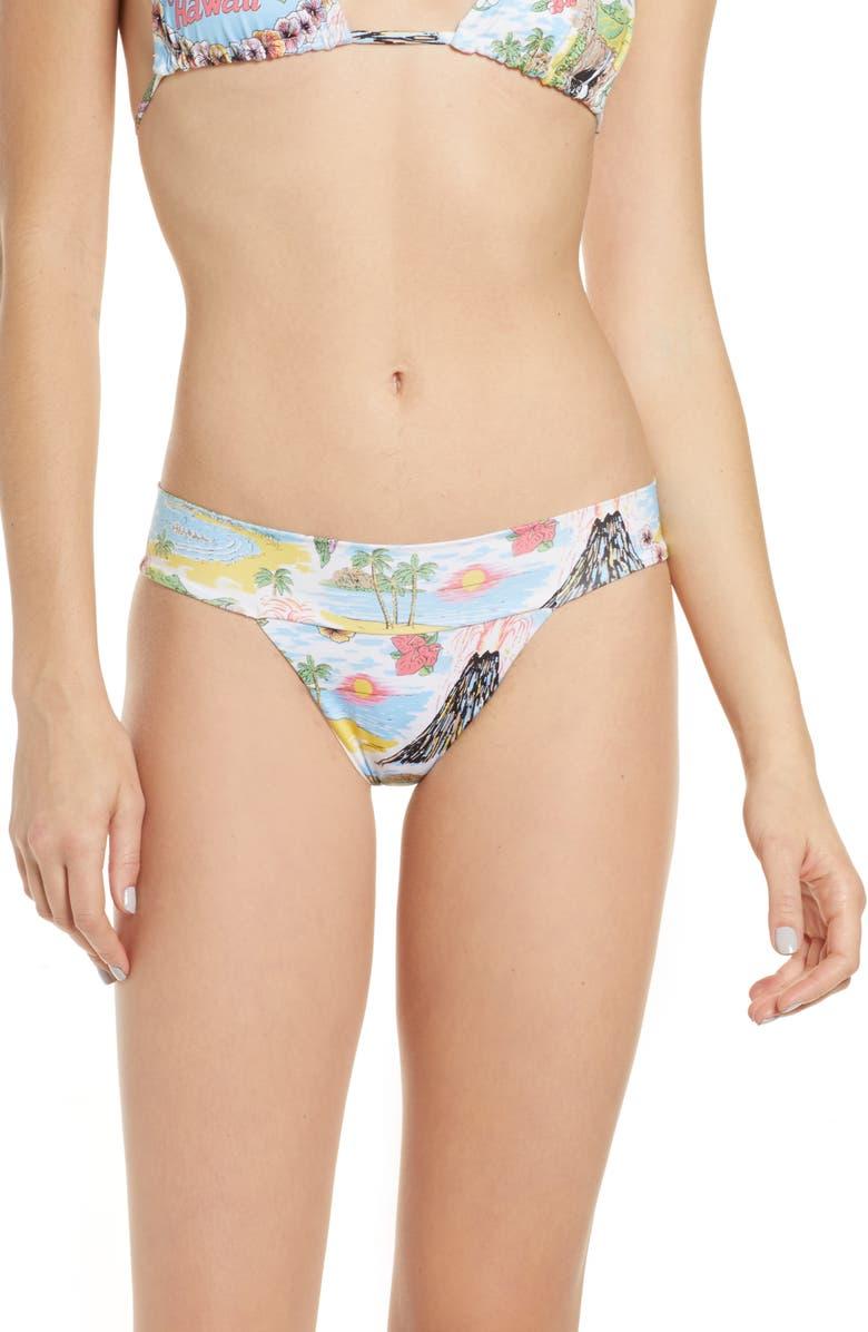 FRANKIES BIKINIS Nick Bikini Bottoms, Main, color, 400