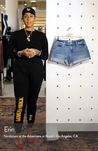 Vintage - Jimmy Jimmy Cutoff Denim Shorts, sales video thumbnail