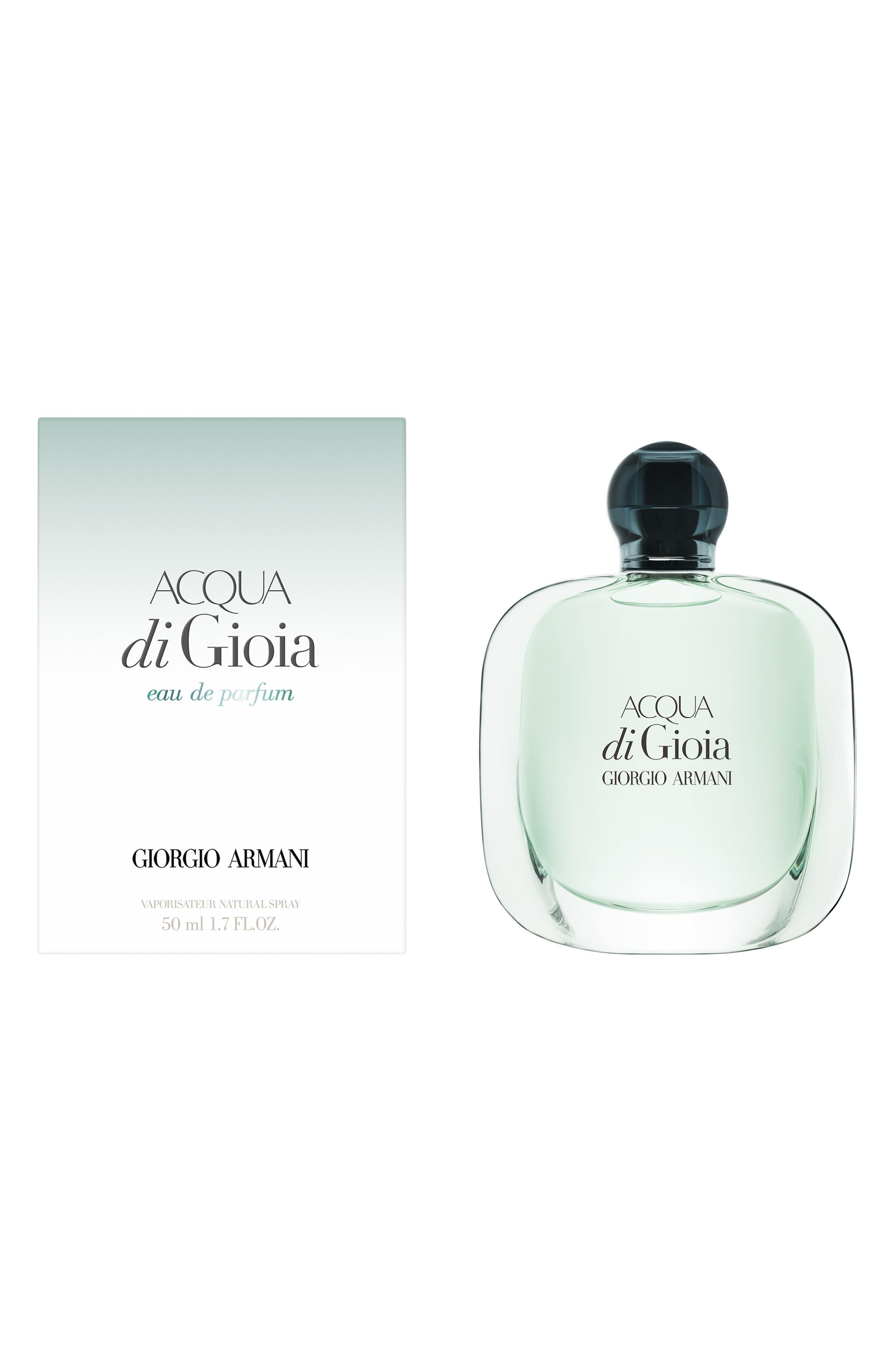 ,                             Acqua di Gioia Eau de Parfum Spray,                             Alternate thumbnail 4, color,                             NO COLOR