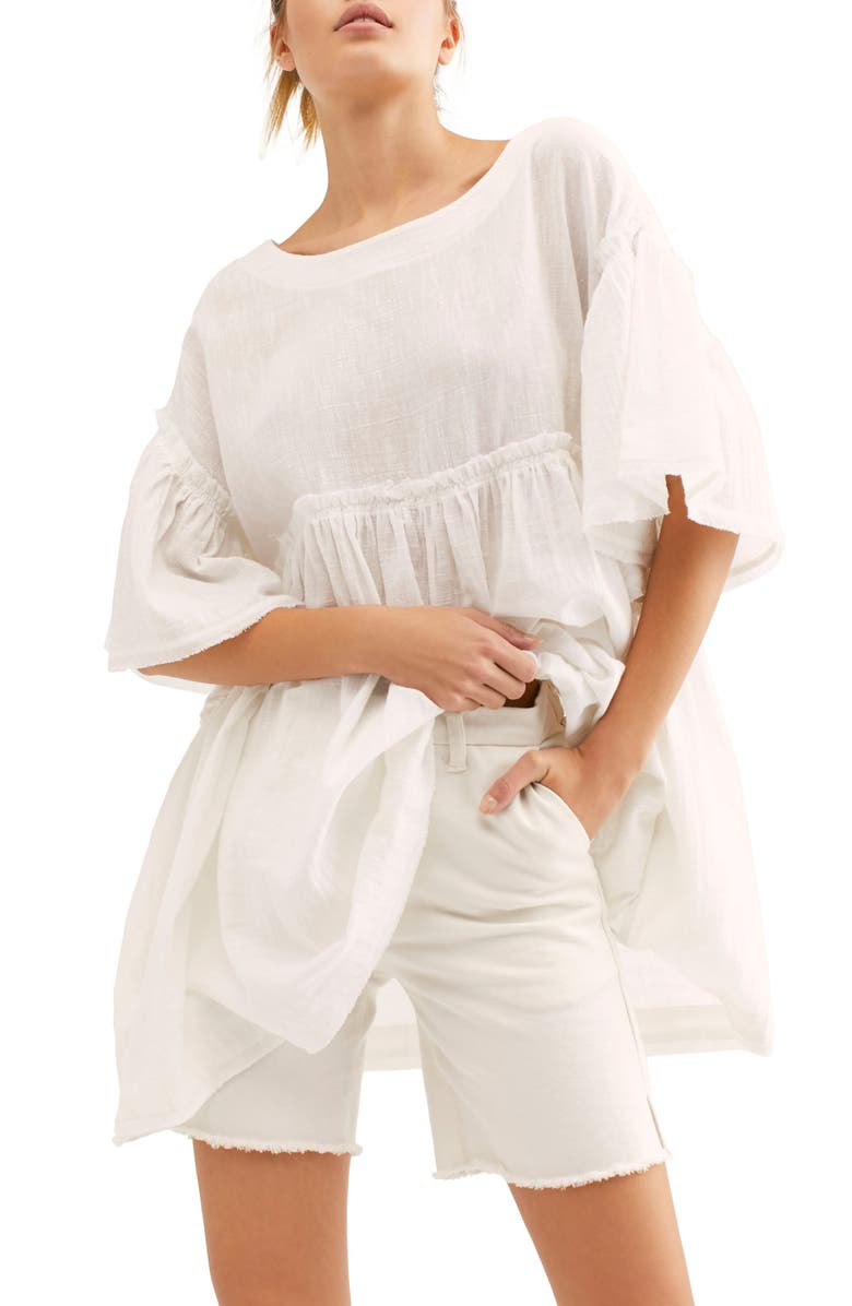 FREE PEOPLE Summer Nights Top, Main, color, 100