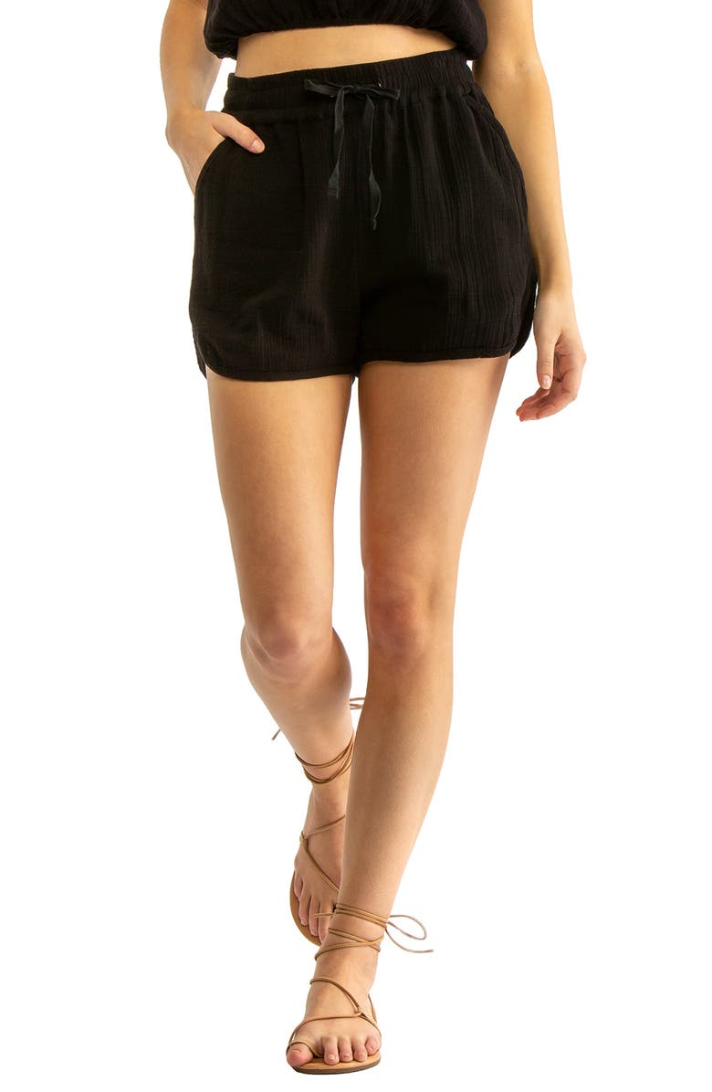 Rian Cover Up Shorts by Tavik