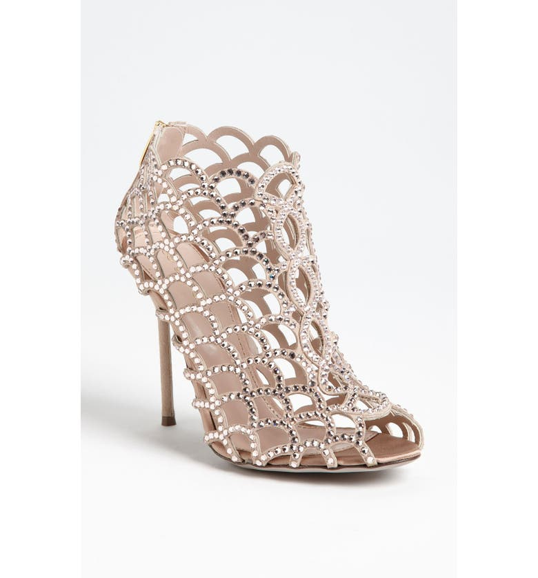 SERGIO ROSSI 'Mermaid' Caged Sandal, Main, color, 252