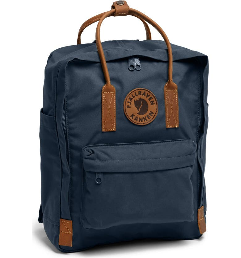 FJÄLLRÄVEN Kånken No. 2 Backpack, Main, color, NAVY