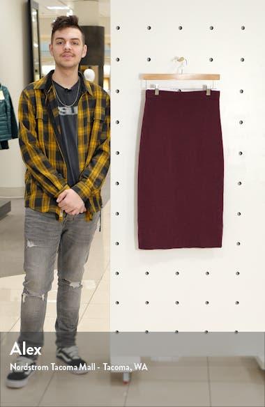 Sweater Skirt, sales video thumbnail