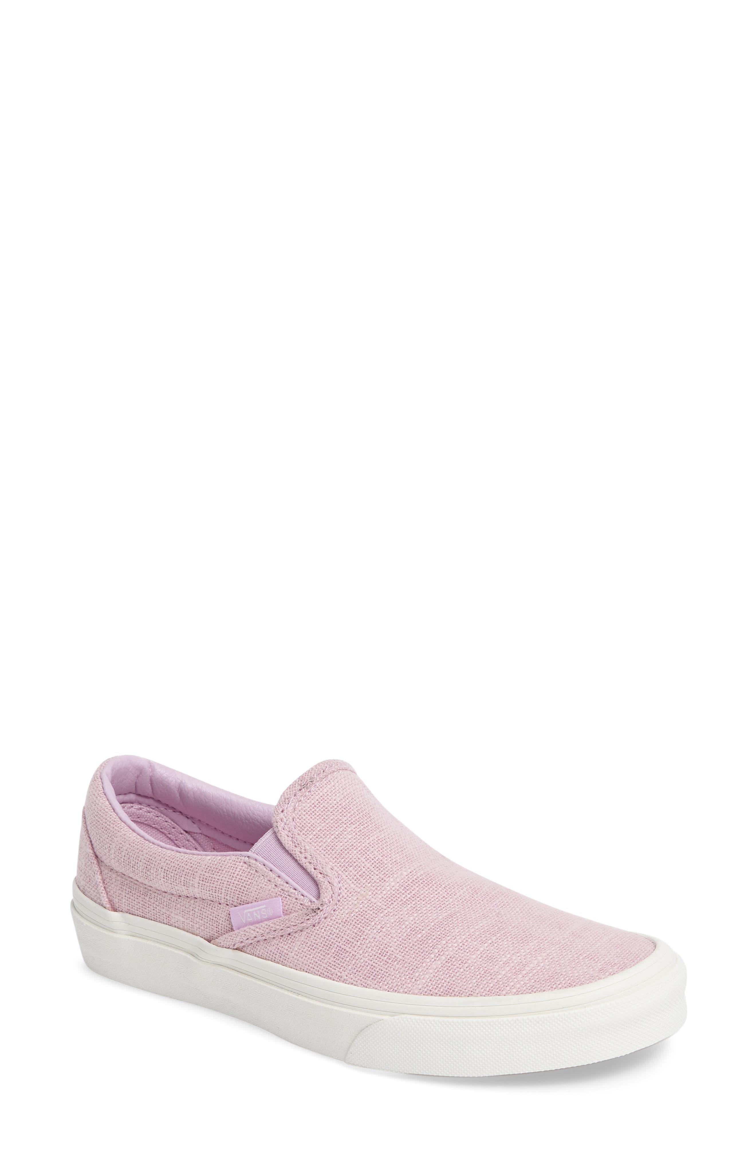,                             Classic Slip-On Sneaker,                             Main thumbnail 382, color,                             650