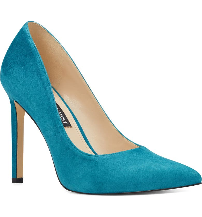 NINE WEST 'Tatiana' Pointy Toe Pump, Main, color, 441