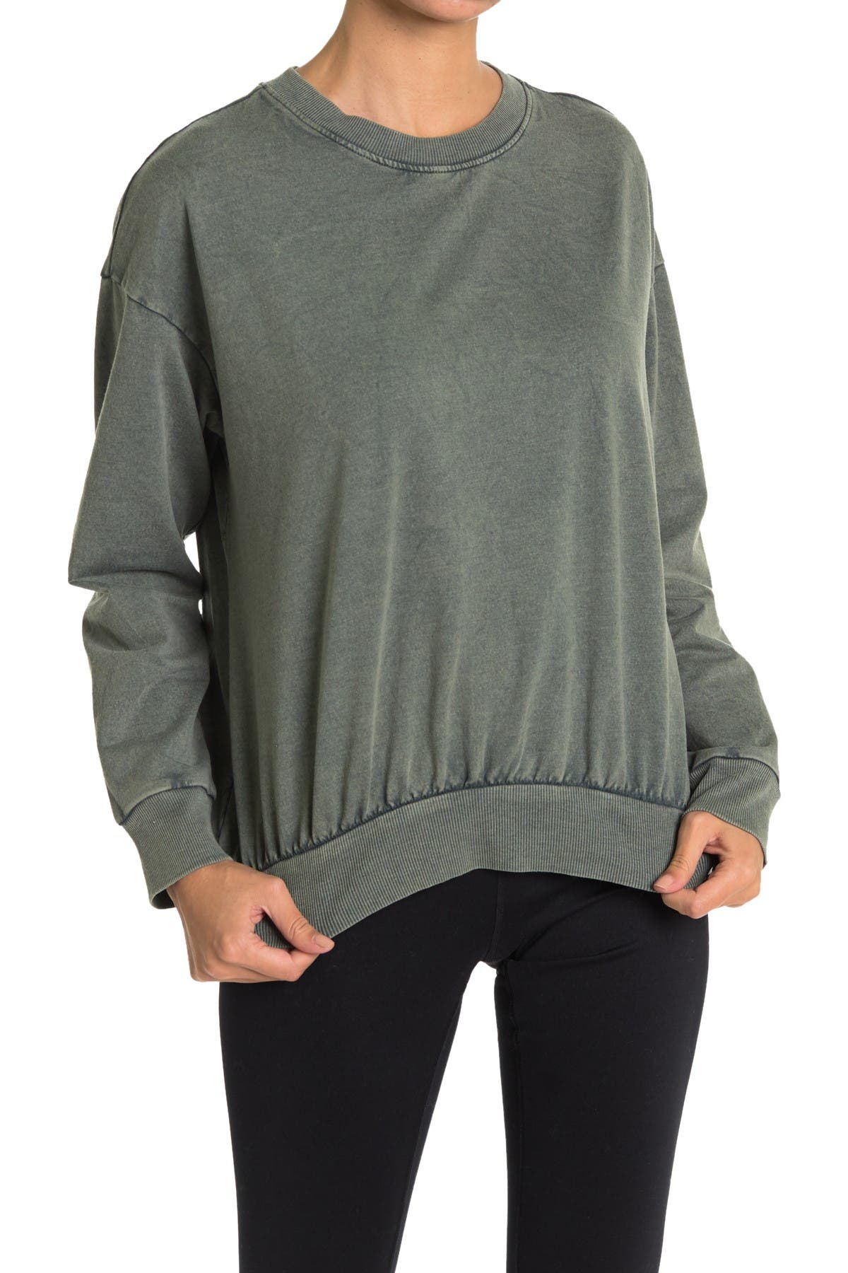 Image of Z By Zella Lily Washed Pullover
