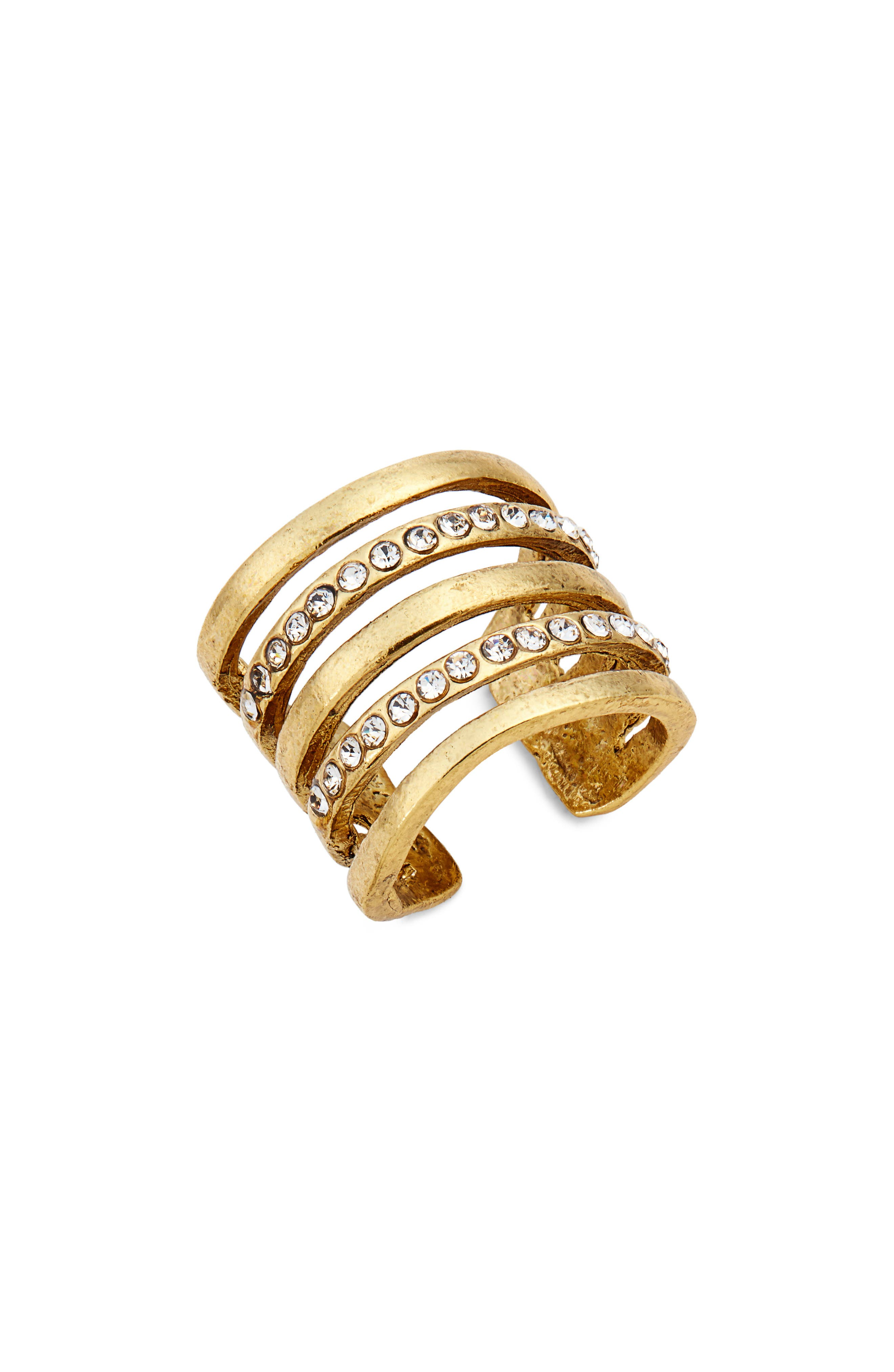 Claire Cage Ring