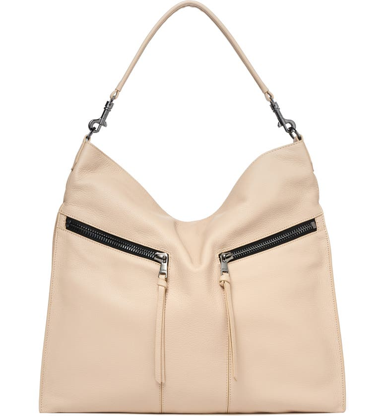 BOTKIER Trigger Hobo Bag, Main, color, FAWN