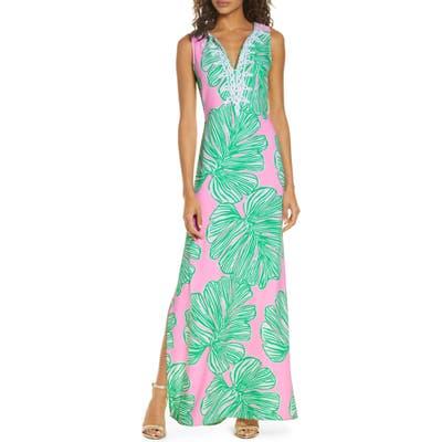 Lilly Pulitzer Carlotta Maxi Dress, Pink