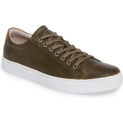 Blackstone Nm01 7 Eyelet Sneaker, Green
