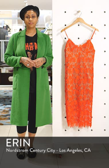 Tayla Lace Cocktail Dress, sales video thumbnail