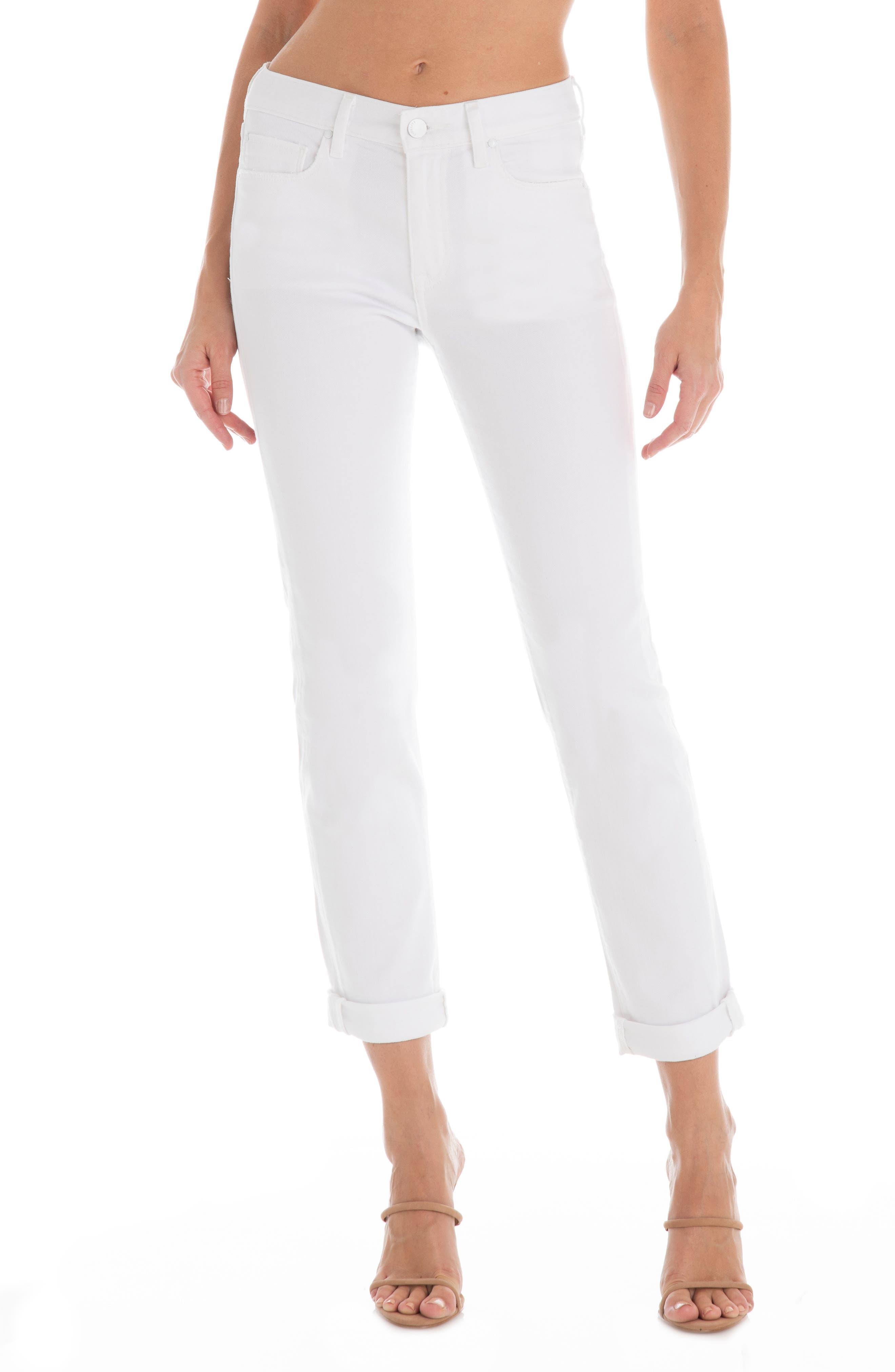 Image of FIDELITY DENIM Oh Boy Boyfriend Fit Jeans