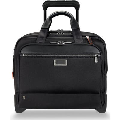 Briggs & Riley @work 2-Wheel Briefcase - Black