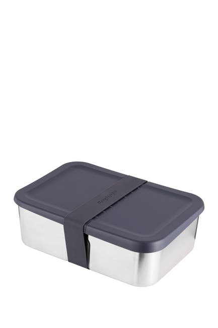"""Image of BergHOFF Essentials 8.25"""" Stainless Steel Lunch Box"""