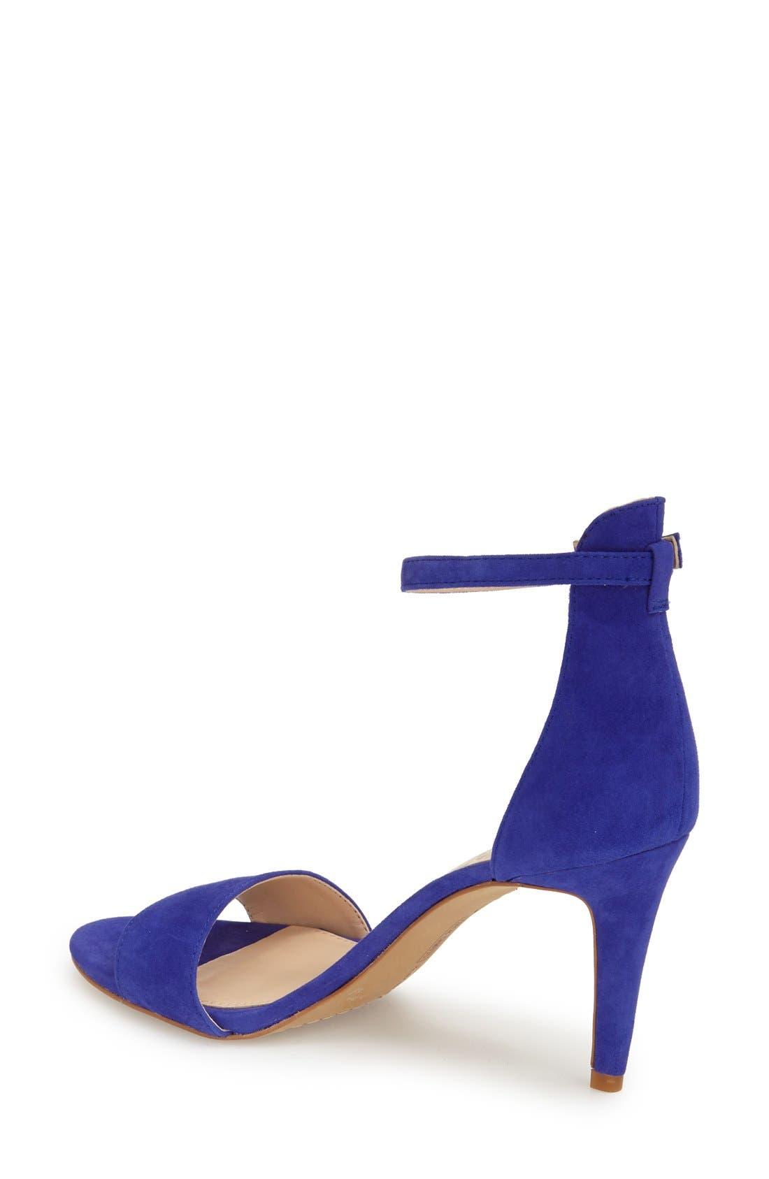 ,                             'Court' Ankle Strap Sandal,                             Alternate thumbnail 70, color,                             461