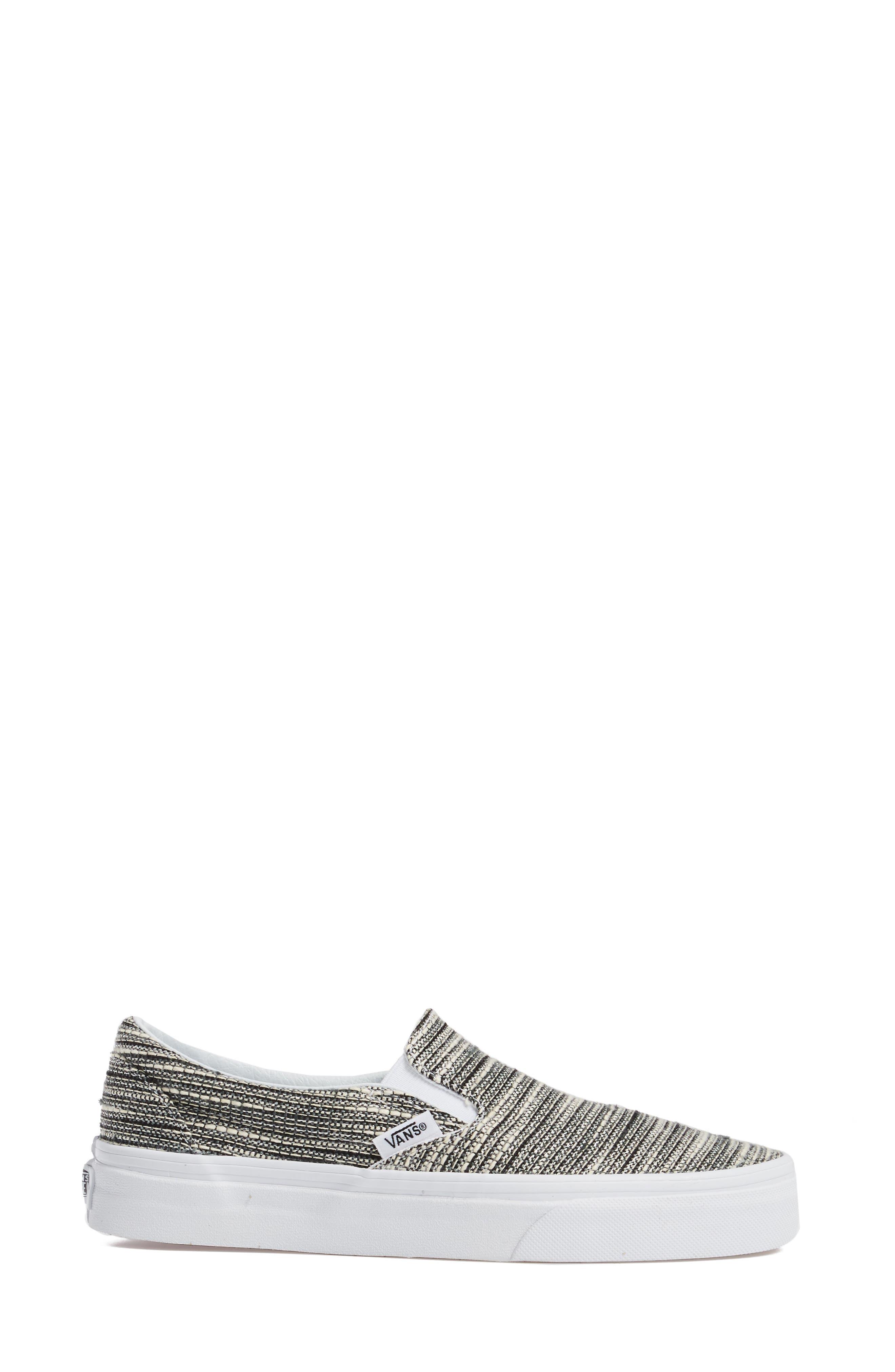 ,                             Classic Slip-On Sneaker,                             Alternate thumbnail 282, color,                             027