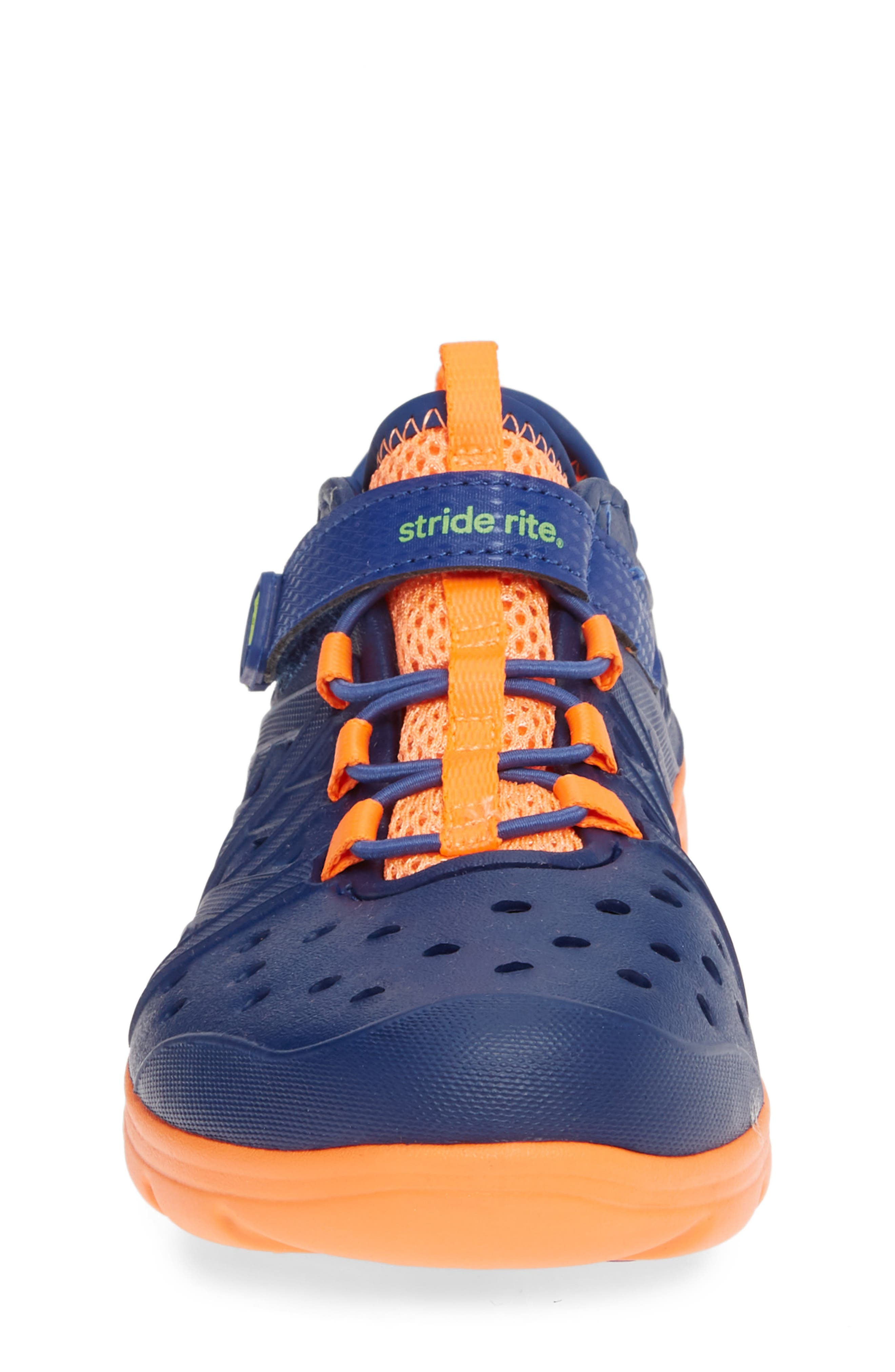 ,                             Made2Play<sup>®</sup> Phibian Sneaker,                             Alternate thumbnail 4, color,                             NAVY/ NAVY