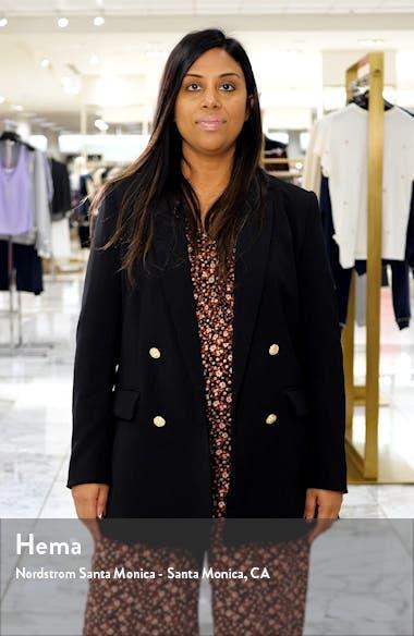 Tennis Sequin Sleeve Coat, sales video thumbnail