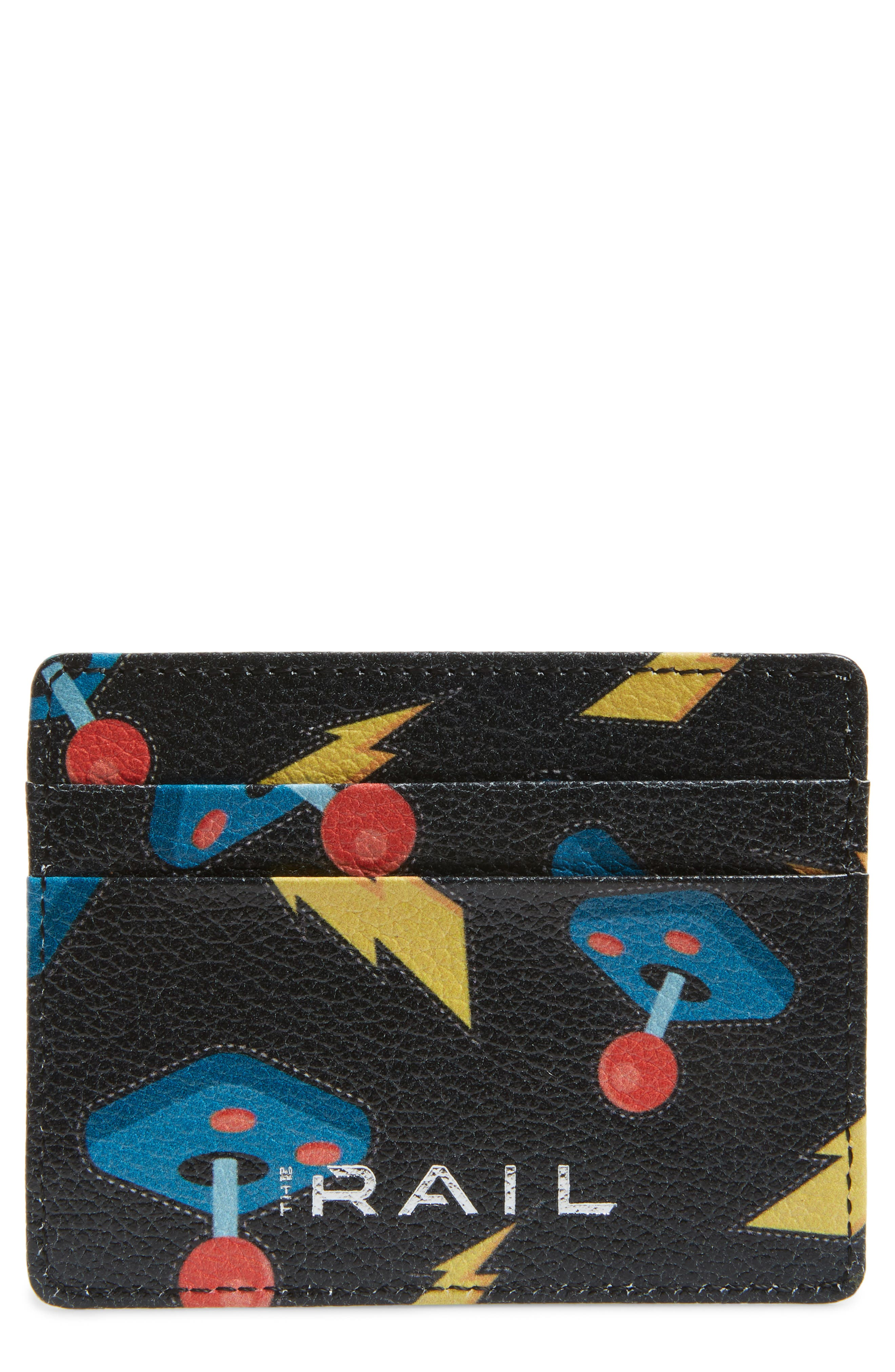 ,                             Jamie Leather Card Case,                             Main thumbnail 15, color,                             009