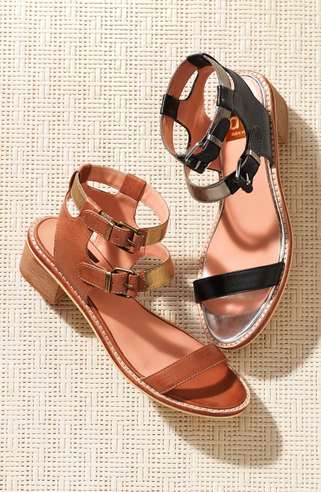 ,                             'Zinc' Sandal,                             Alternate thumbnail 5, color,                             001