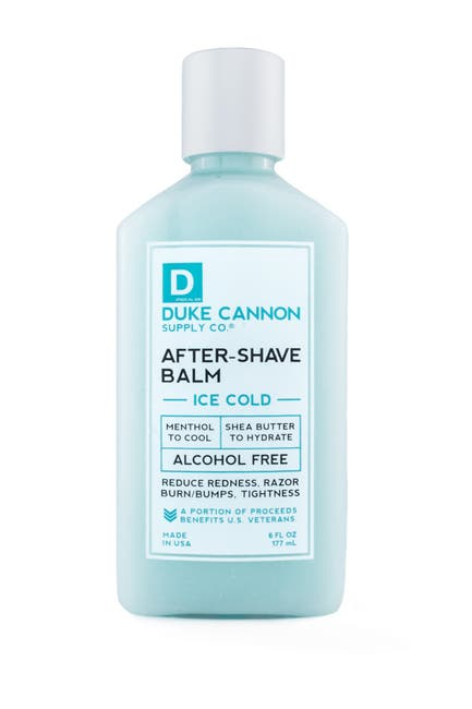 Image of DUKE CANNON Ice Cold After Shave Balm