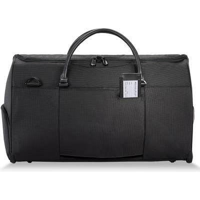 Briggs & Riley Baseline Suiter Duffle Bag - Black