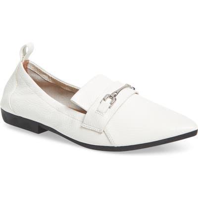 Linea Paolo Domino Skimmer Flat- White