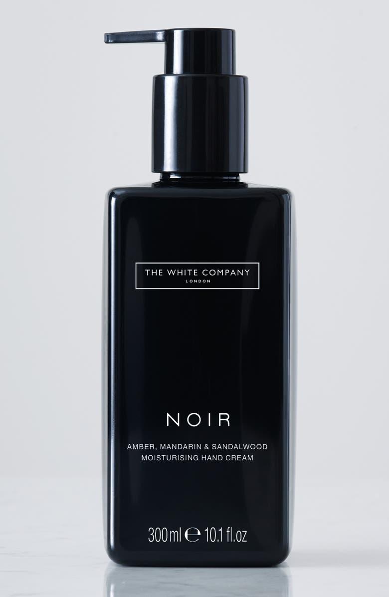 THE WHITE COMPANY Noir Moisturizing Hand Cream, Main, color, 100
