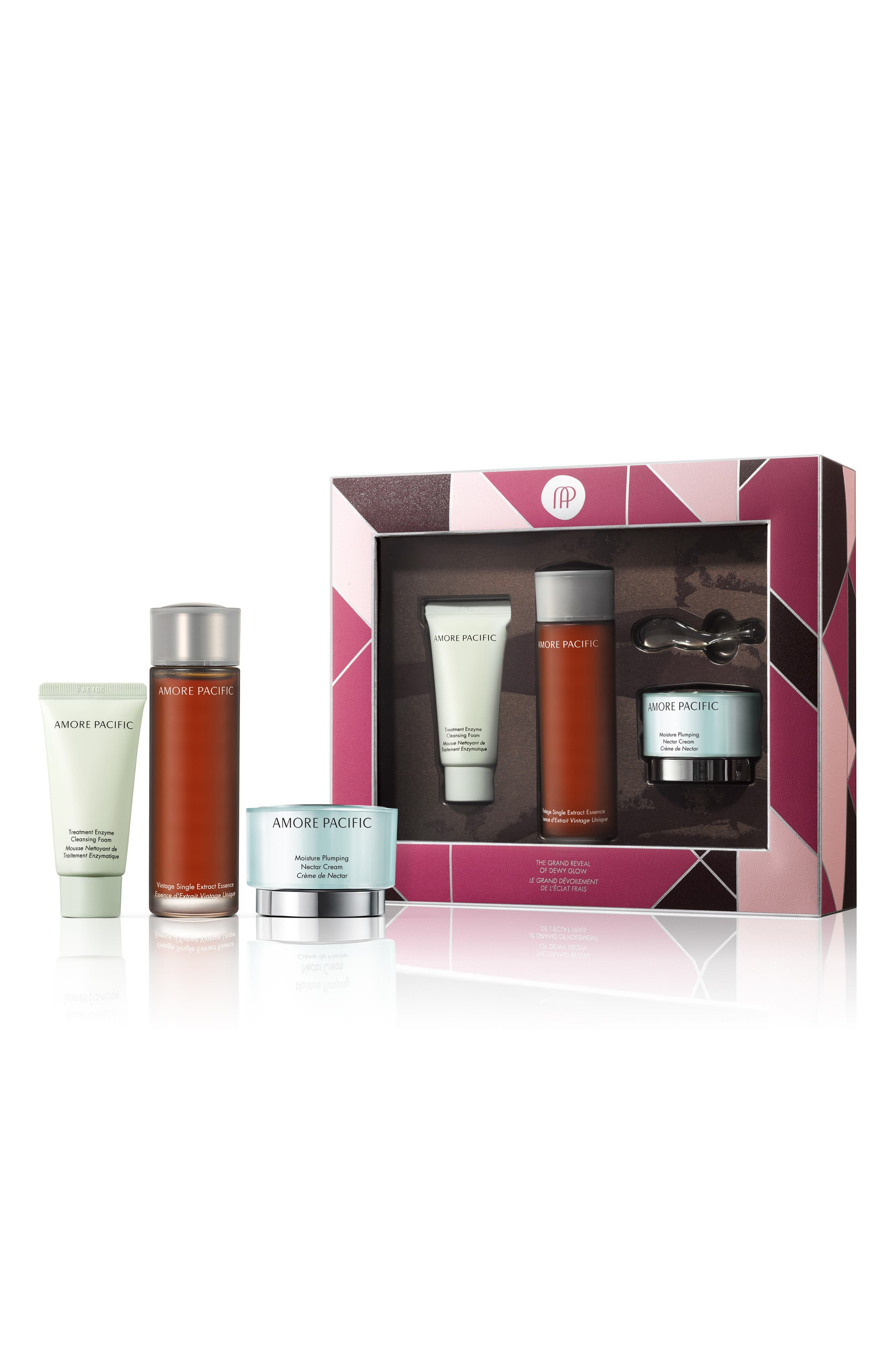 The Grand Reveal Of Dewy Glow Set