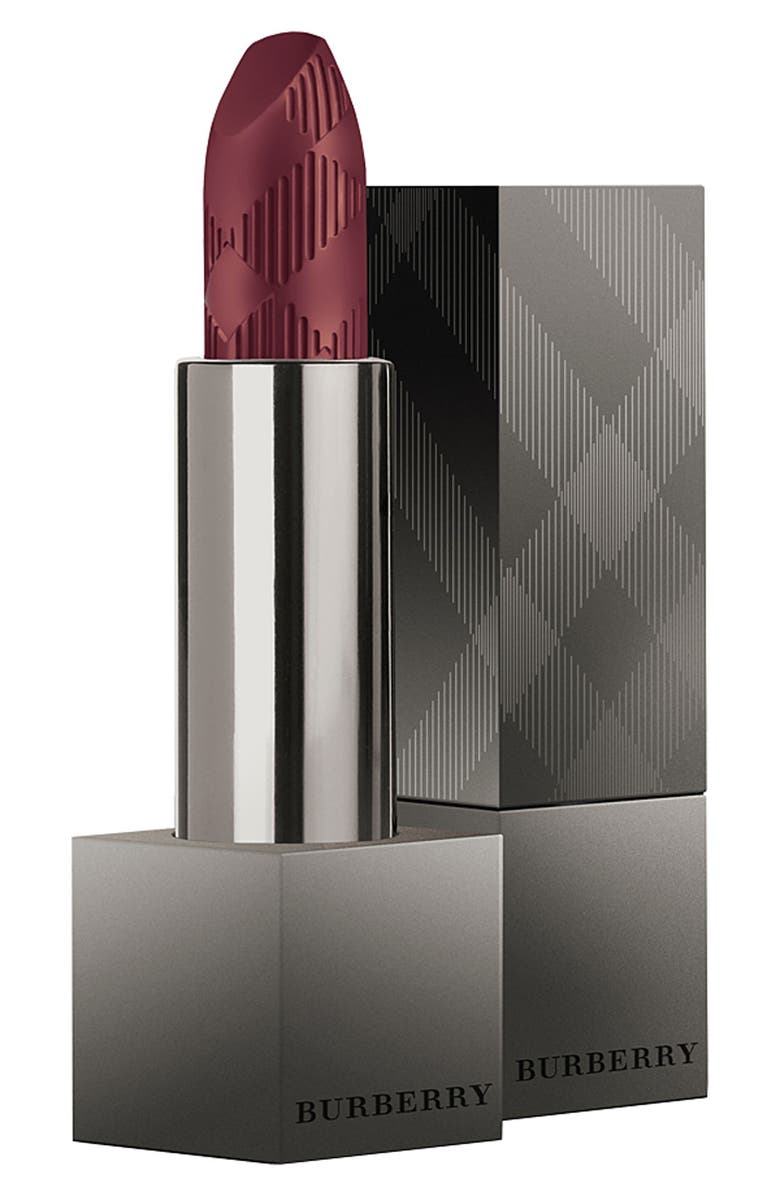 BURBERRY BEAUTY 'Lip Velvet' Long Wear Lipstick, Main, color, 500