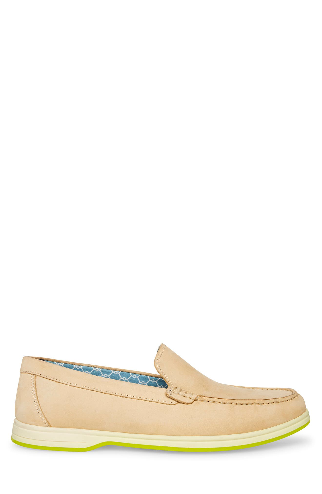Image of Steve Madden Suede Slip-On Loafer