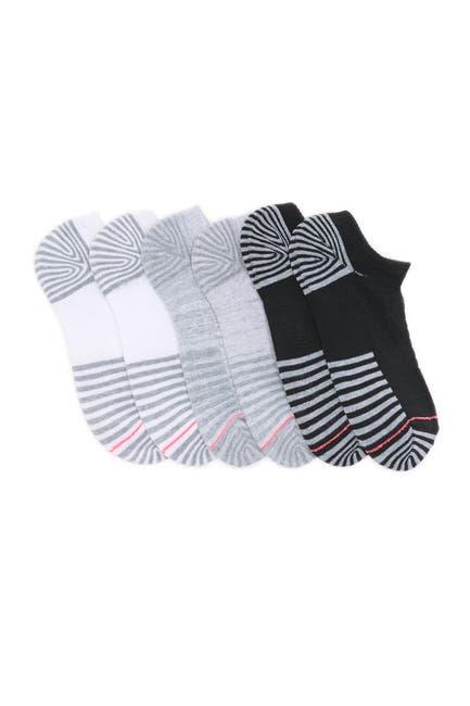 Image of RACHEL Rachel Roy No Show Sport Socks - Pack of 6