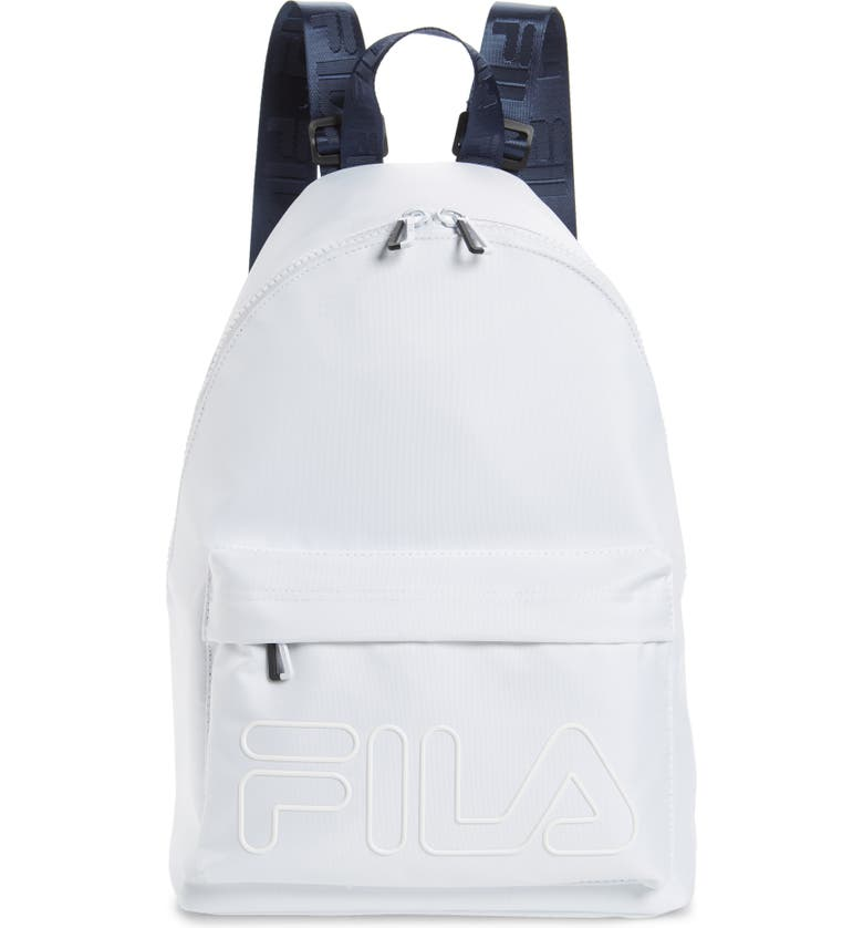 FILA Sophie Backpack, Main, color, WHITE