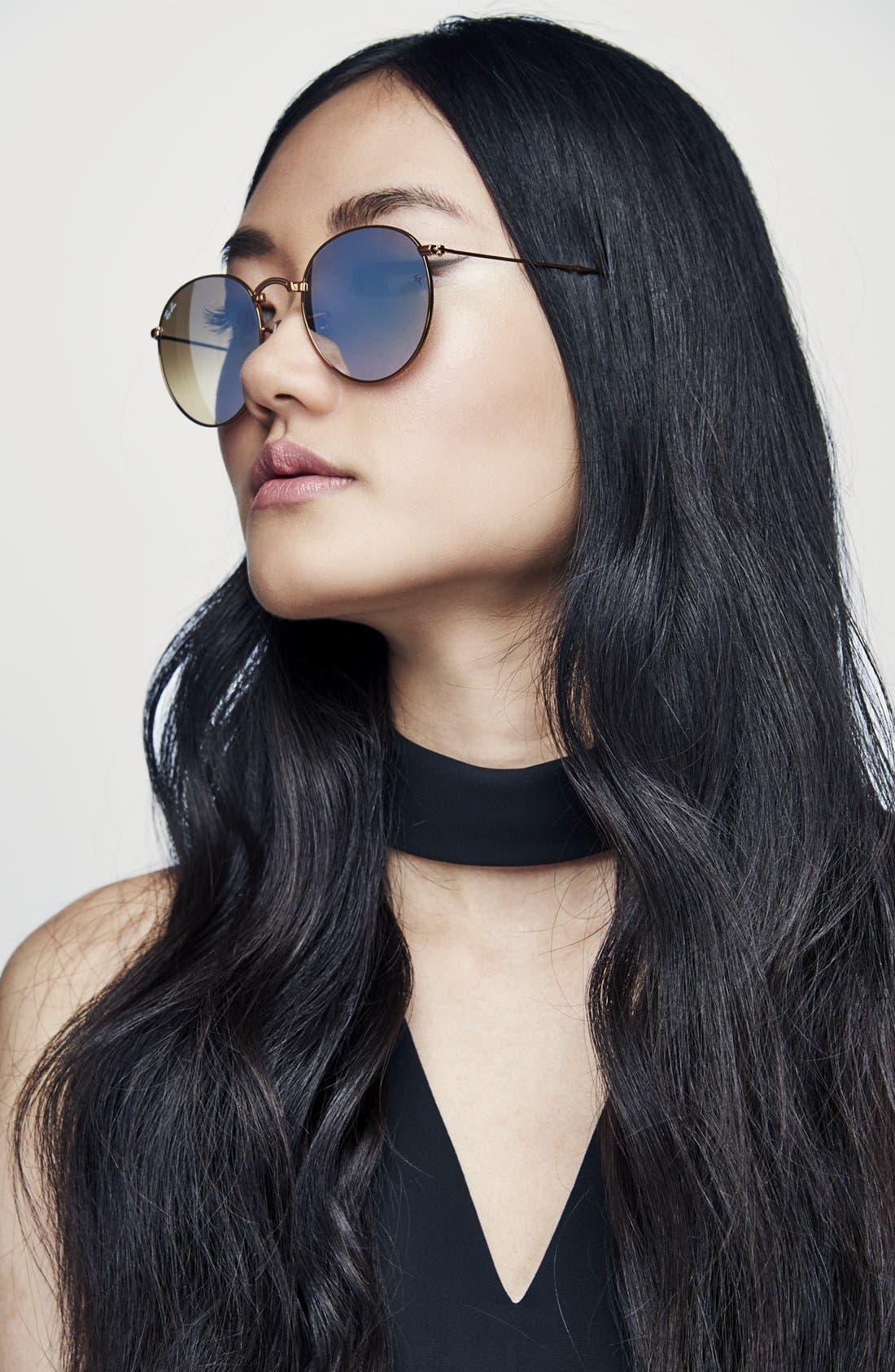,                             Icons 50mm Folding Sunglasses,                             Alternate thumbnail 2, color,                             454