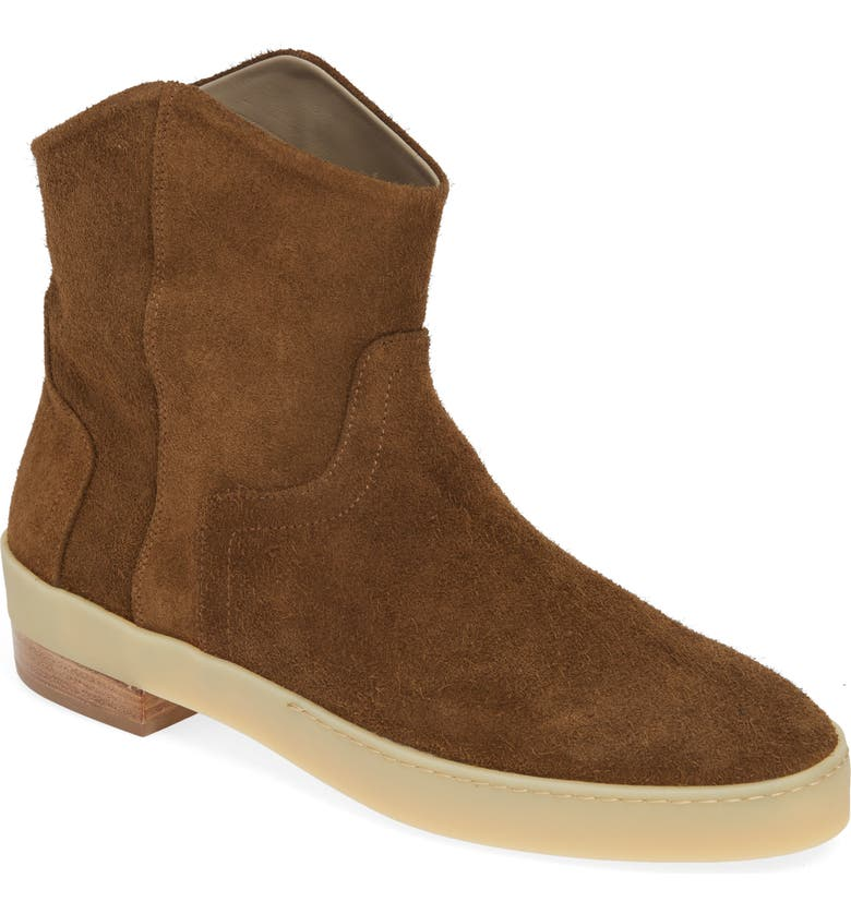 FEAR OF GOD Western Santa Fe Boot, Main, color, OLIVE