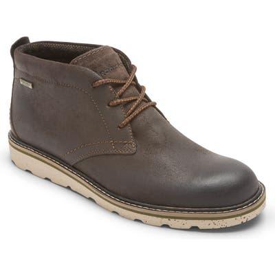 Rockport Storm Front Waterproof Chukka Boot, Brown