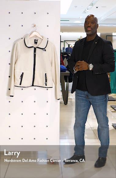 Dunraven Faux Shearling Jacket, sales video thumbnail