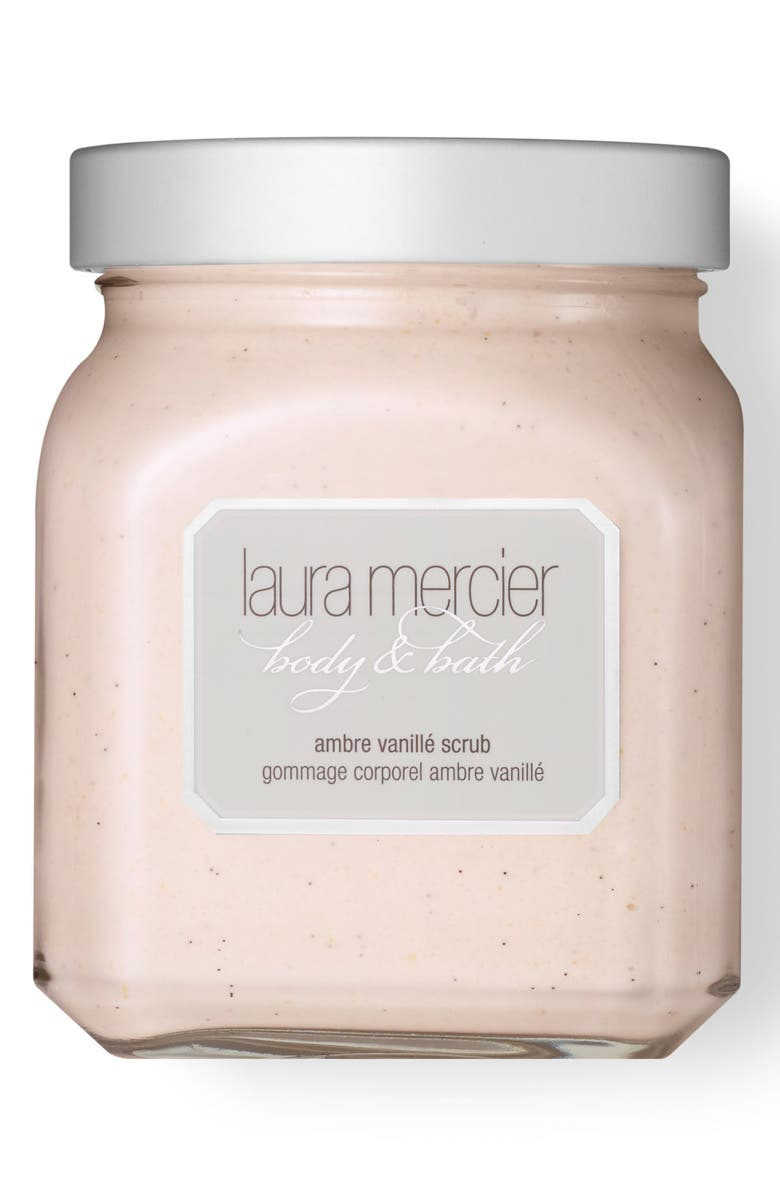 LAURA MERCIER 'Ambre Vanillè' Scrub, Main, color, 000