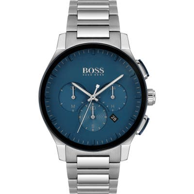 Boss Peak Chronograph Bracelet Watch, 4m