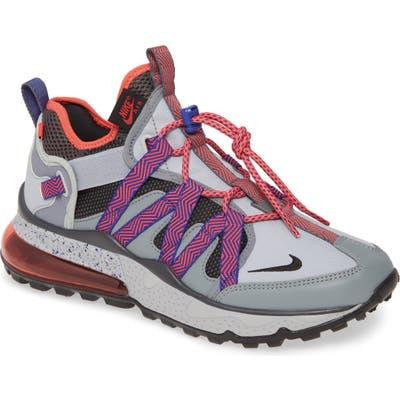 Nike Air Max 270 Bowfin Sneaker- Grey