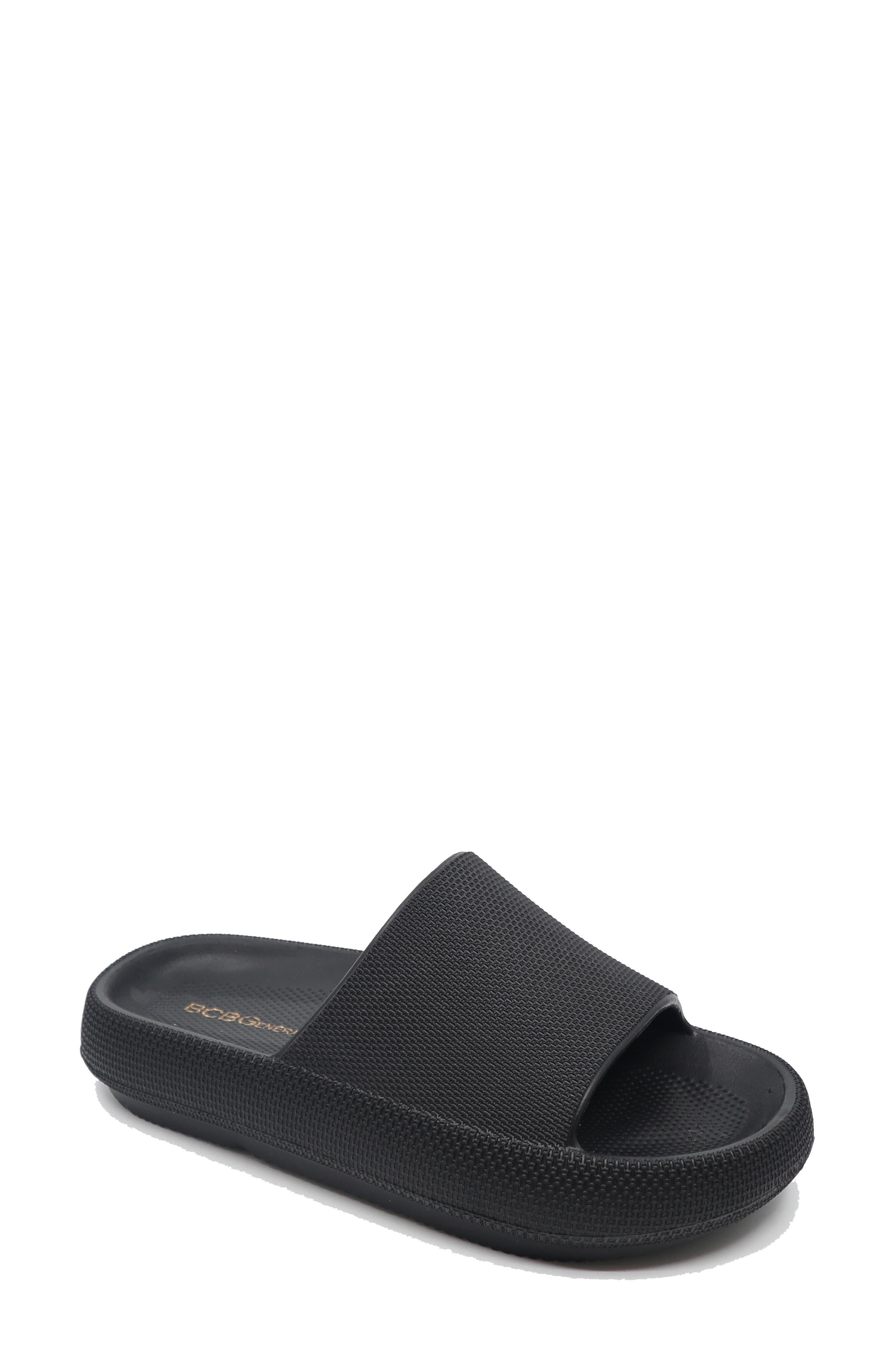Payton Platform Slide Sandal