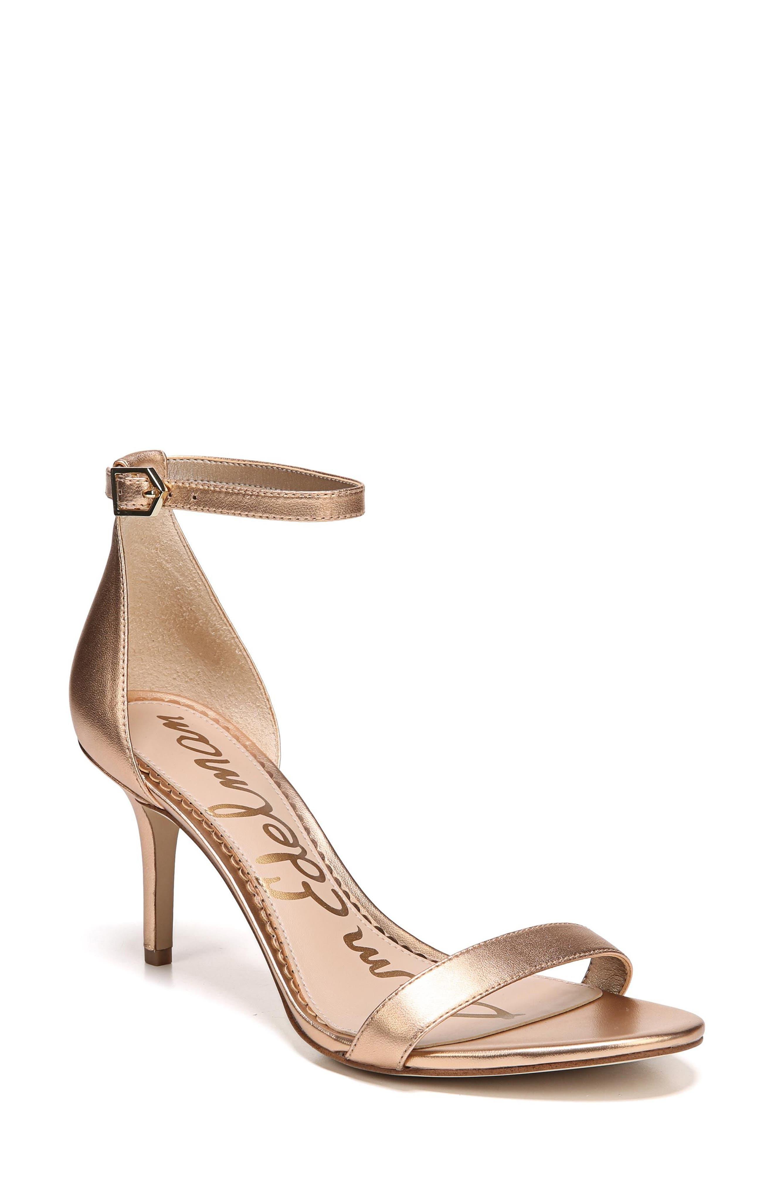 ,                             'Patti' Ankle Strap Sandal,                             Main thumbnail 71, color,                             221