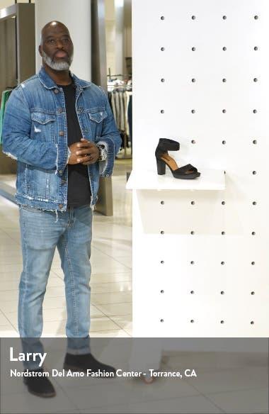 Charlene Ankle Strap Sandal, sales video thumbnail