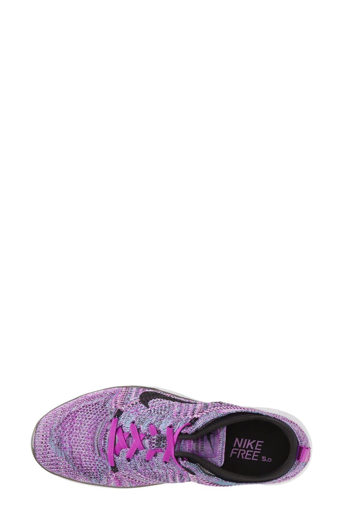 ,                             'Free Flyknit 5.0 TR' Training Shoe,                             Alternate thumbnail 47, color,                             599