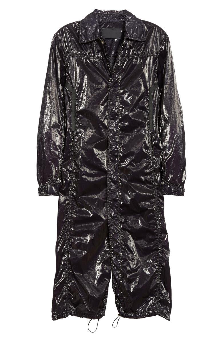 1017 ALYX 9SM Quantum Dye Para Overcoat, Main, color, BLACK